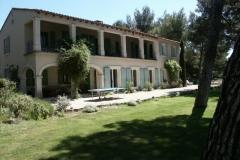 Maison neuve - Les Baux de Provence 1991