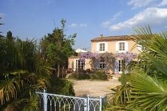 Maison neuve - Saint Rémy de Provence 2001