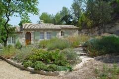 Maison neuve - Saint Rémy de Provence 2006
