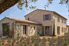 New houses - Eygalières 2014