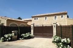 New houses - Eygalières 2015